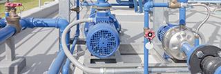 Hauswasserstationen